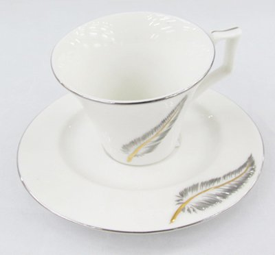 Stylish Ceramic Coffee Cup & Saucer set